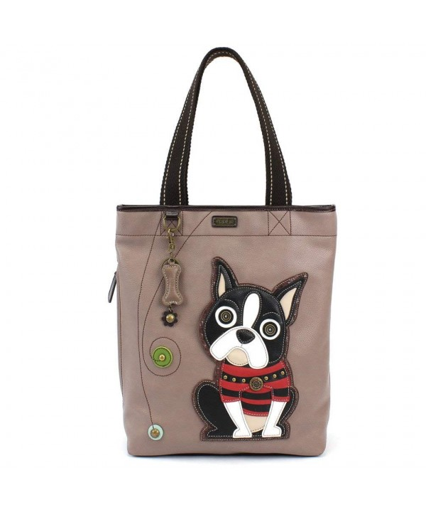 Chala Handbag Everyday Tote Terrier