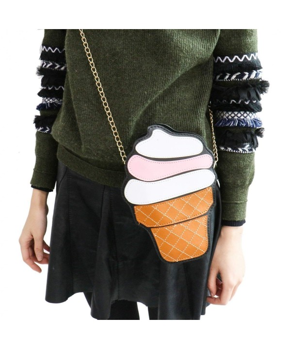 HUELE Ice cream Design Shoulder Cross body