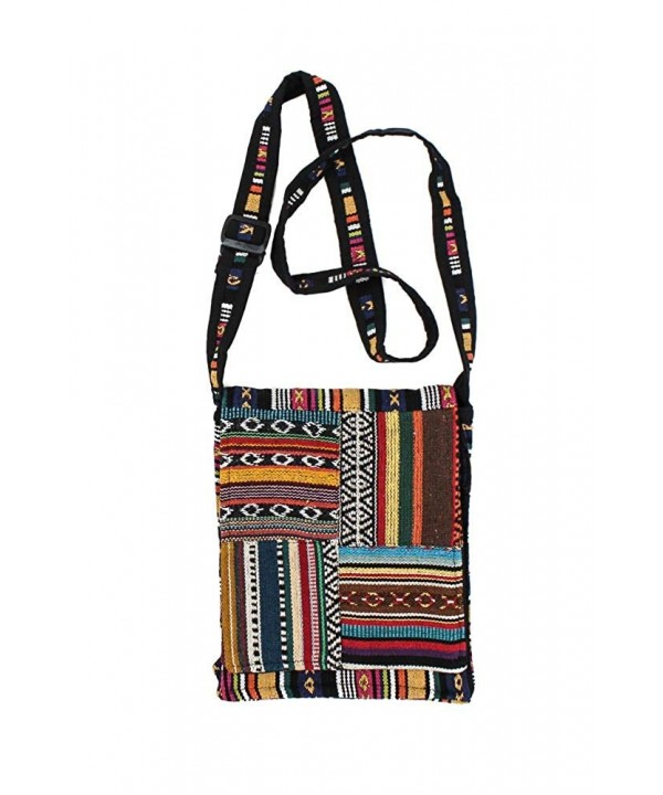 Adjustable Tribal Crossbody Hand Carry