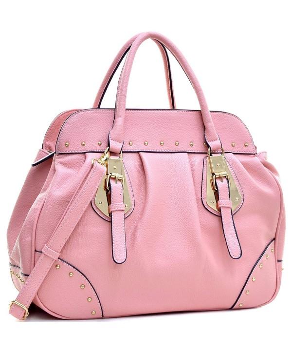 Shoulder Leather Satchel Handbag Fashion