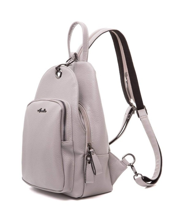 fashion backpack student shoulder suspenders