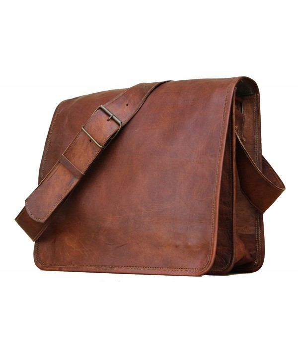 HandMade Leather BagWala Messenger Handmade