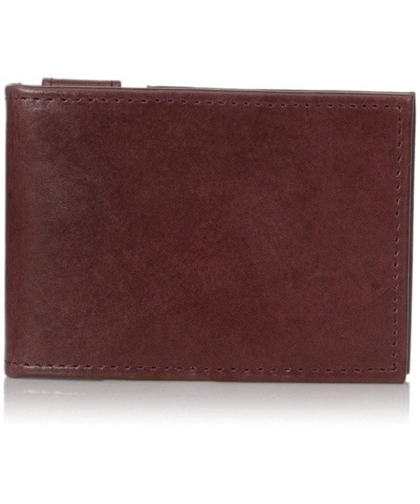 Dopp Verona Thinfold Wallet Burgundy