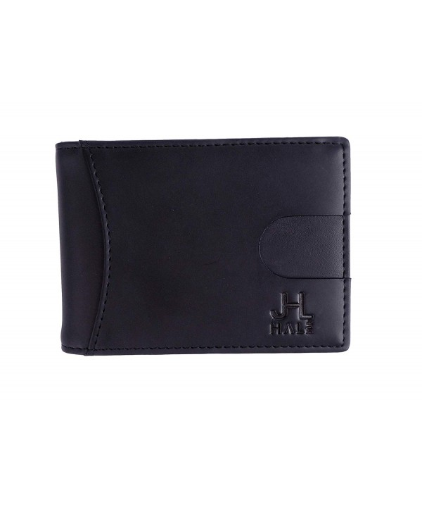 RFID WALLETS MEN Genuine Leather