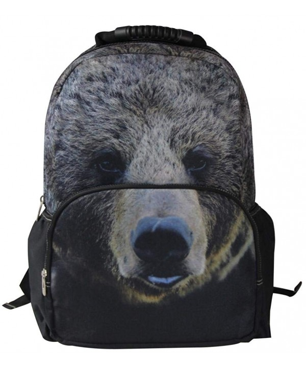 Animal Face Animals Backpack Stereographic