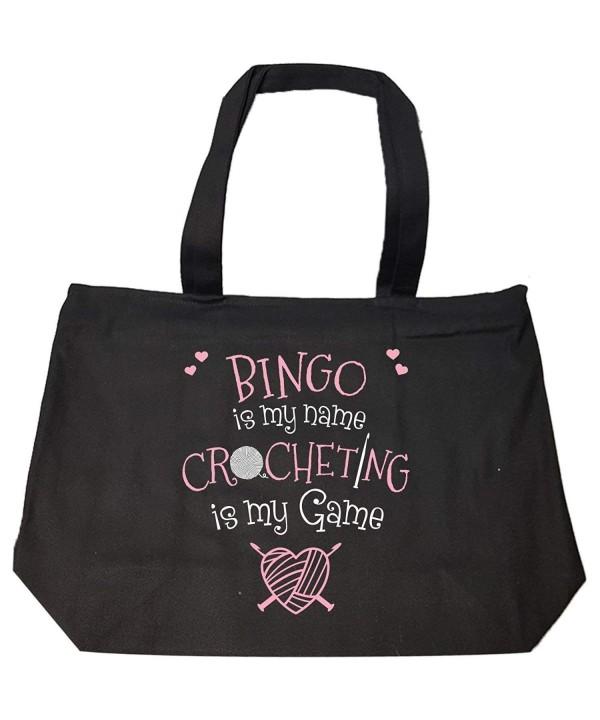 Bingo My Name Crocheting Crocheter
