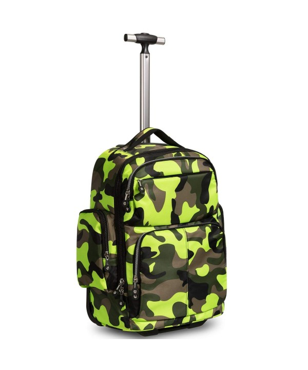 Storage Waterproof Backpack Students Camouflage