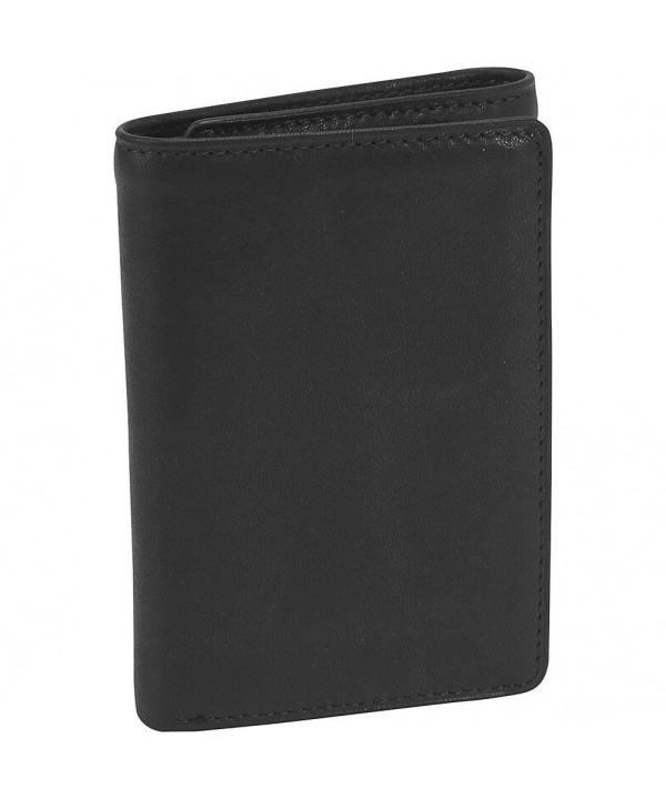 Osgoode Marley Cashmere Tri Fold Wallet