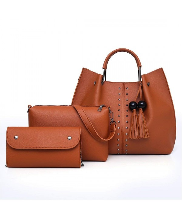 PERHAPS Handbag Leather Shoulder Satchel