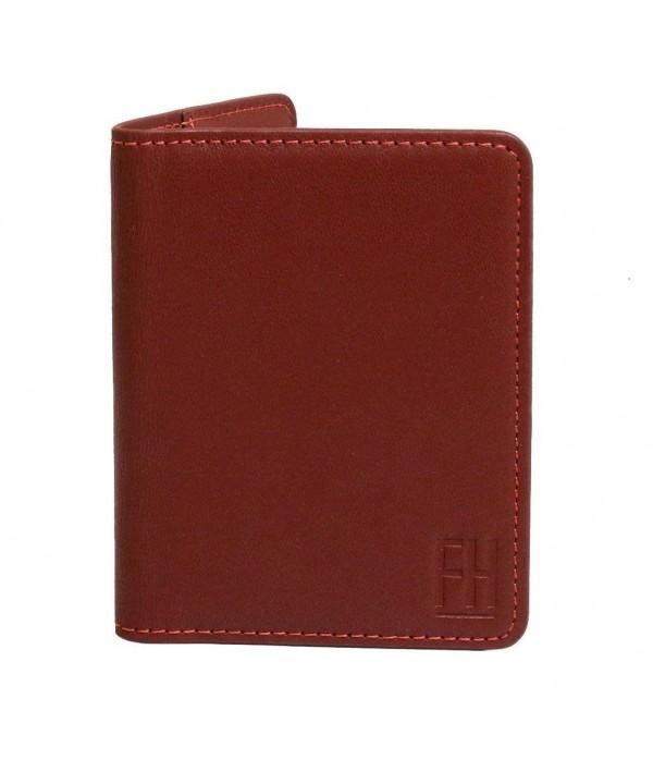 Signature RFID Bifold Wallet
