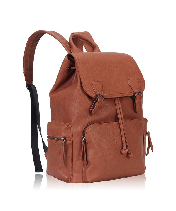 Hynes Victory Vintage Leather Backpack
