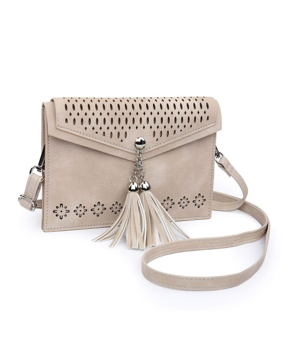 Crossbody Double Compartment seOSTO Tassel