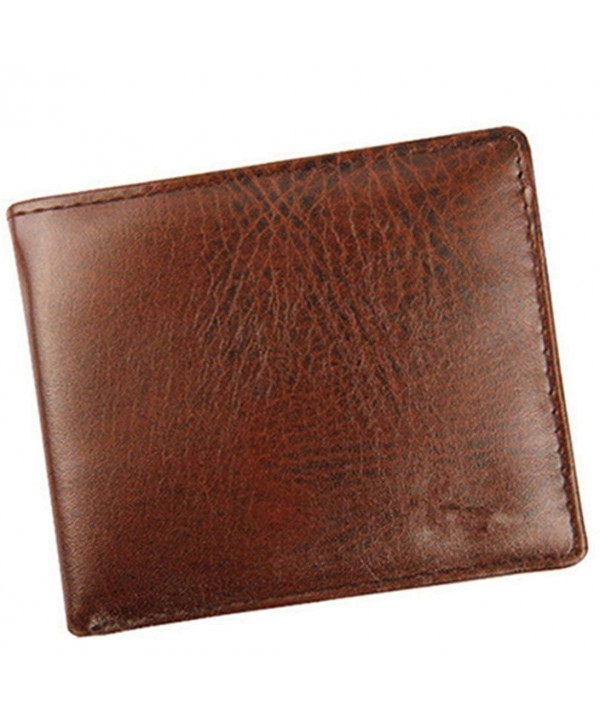 Colorido Leather Wallet Holder Bifold