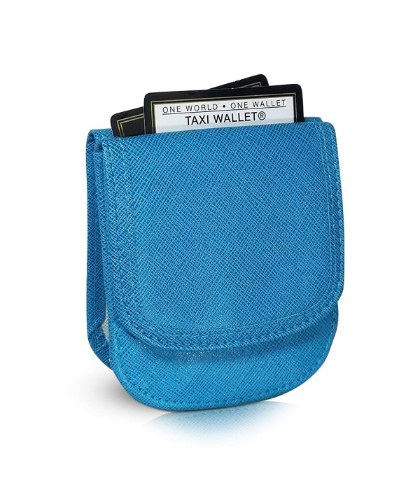 Taxi Wallet Small Folding Minimalist