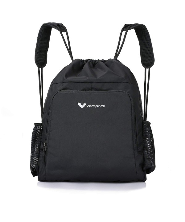 Drawstring Backpack Sports Waterproof Gymsack