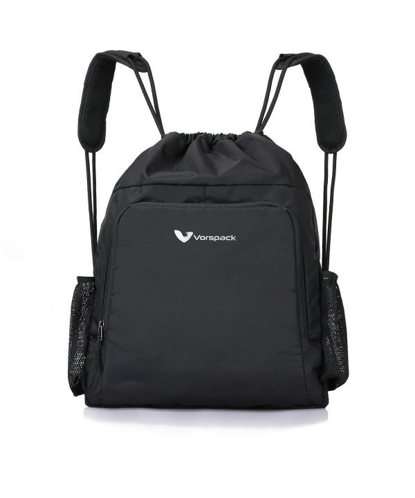 Drawstring Backpack Sports Waterproof Gymsack