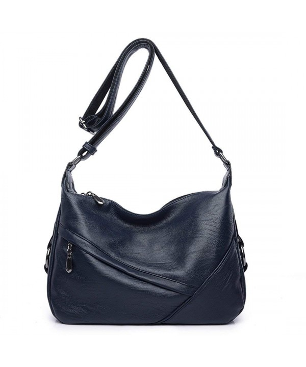 Womens Casual Shoulder Leather Crossbody