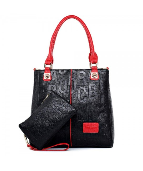 Handbags Shoulder Leather Fashion Capacity