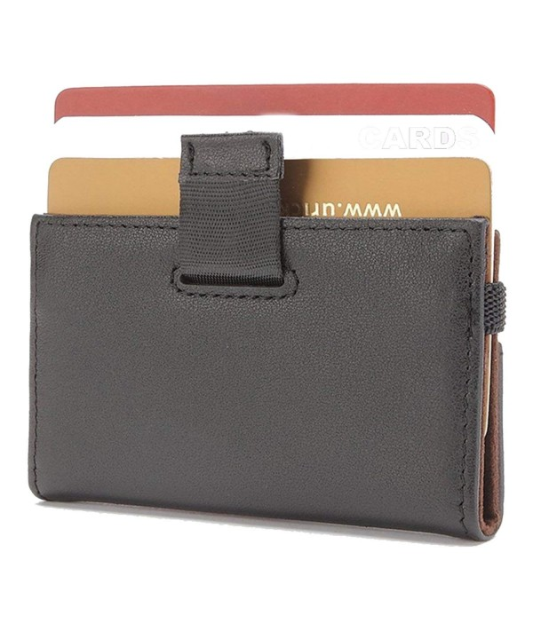 RDIF Protection Wallet Leather Minimalist