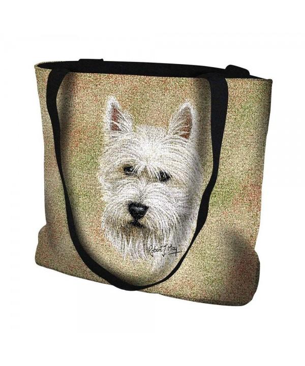 Westie Tote Bag 17