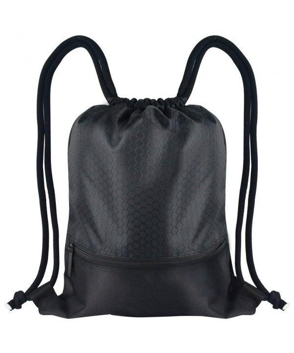 Large Drawstring Backpack Nydotd Shopping