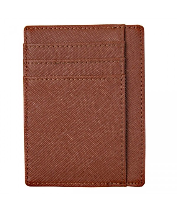 Mens Blocking Front Pocket Wallet