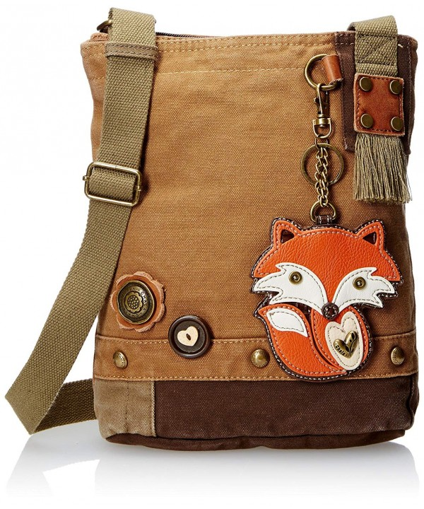 CHALA 903 Patch Xbody Bag fox