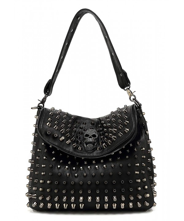 Scarleton Studded Skull Shoulder H141701