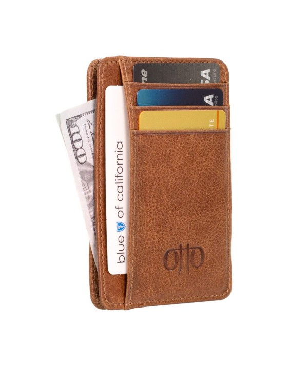 Otto Genuine Leather Wallet Drivers