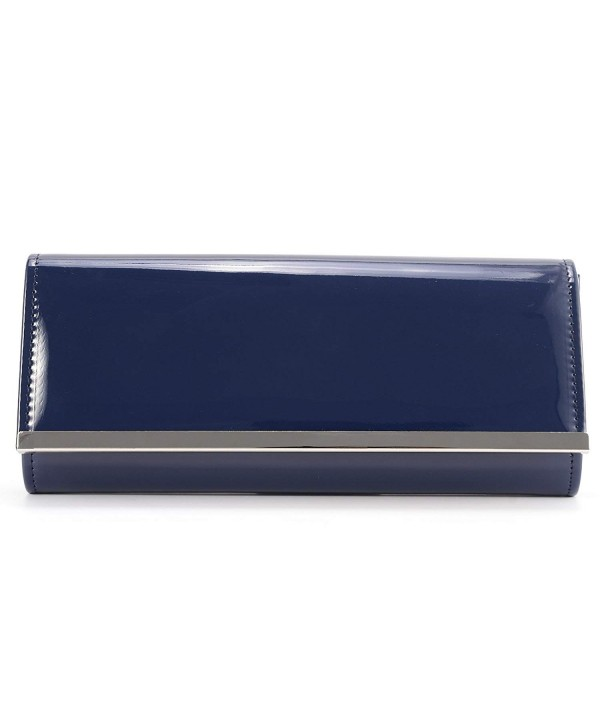 Patent Wedding Clutch Evening Handbag