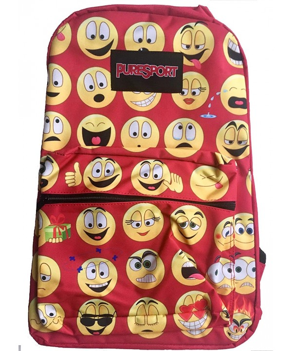 Emoji Backpacks SELLER denier fabric