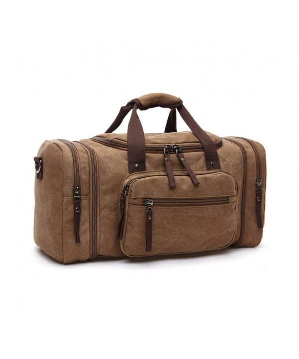 Sechunk Duffle Leather Outdoor Shoulder