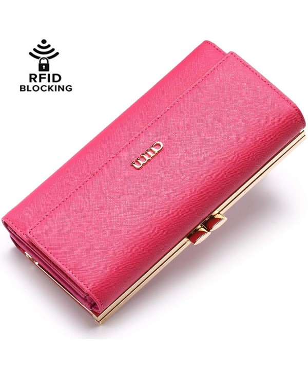 AIM Wallets Genuine Leather Fashion