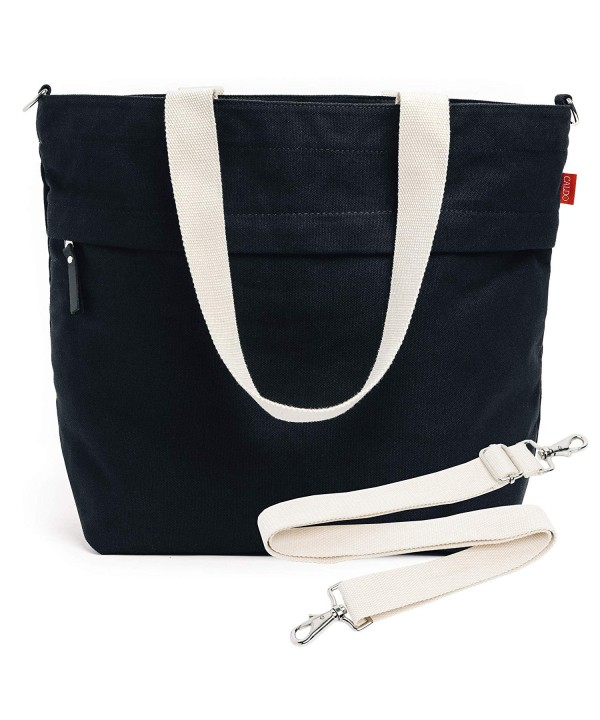 Caldo Canvas Market Tote Adjustable