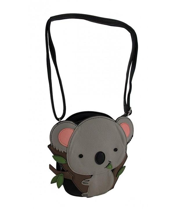 Sleepyville Critter Cuddly Shoulder Handbag