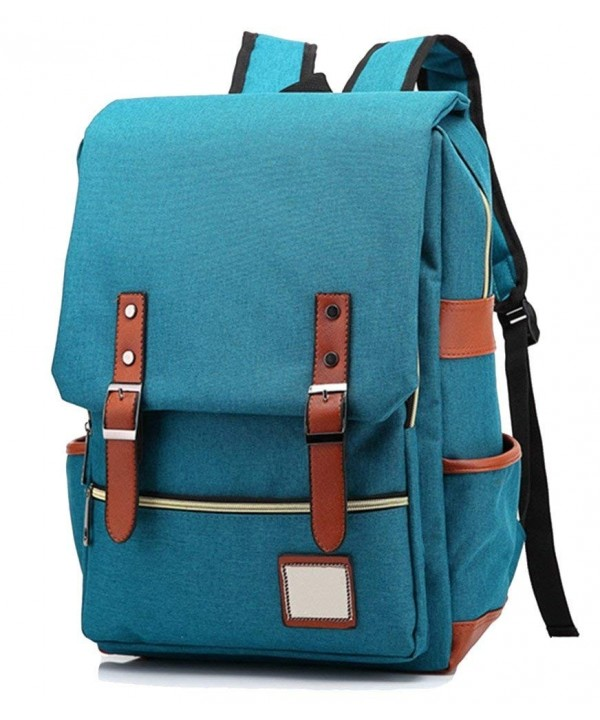 Apiidoo Vintage Backpack Rucksack Bookbags
