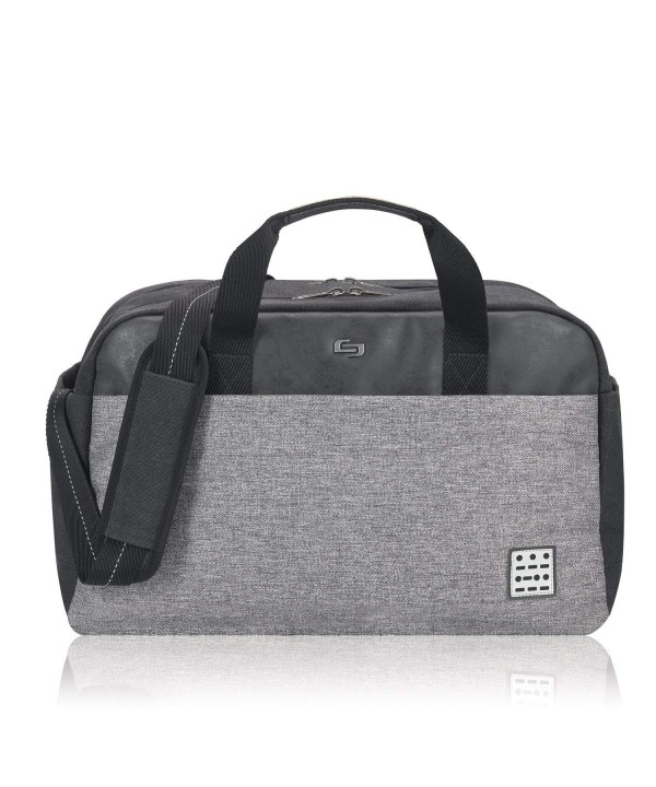 Solo Impulse Laptop Duffel Black