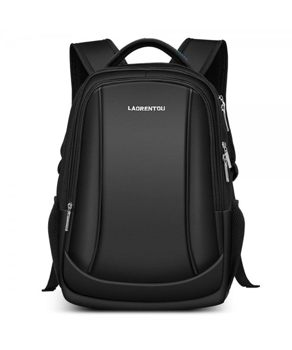 LAORENTOU Laptop Backpack Business Student