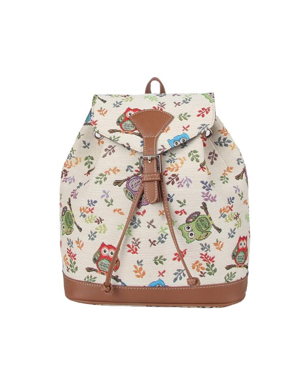 Signare Fashion Rucksack Backpack RUCK OWL