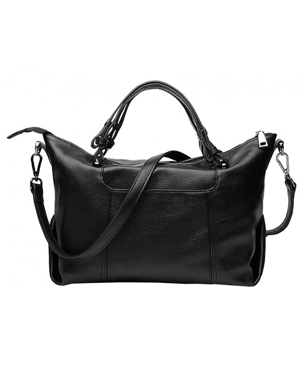 SAIERLONG Genuine Leather Handbags Shoulder