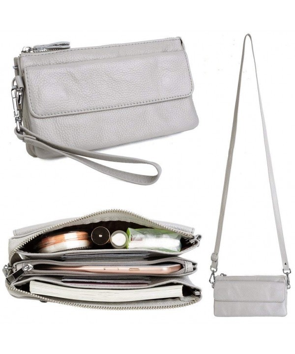 YALUXE Smartphone Wristlet Crossbody Blocking