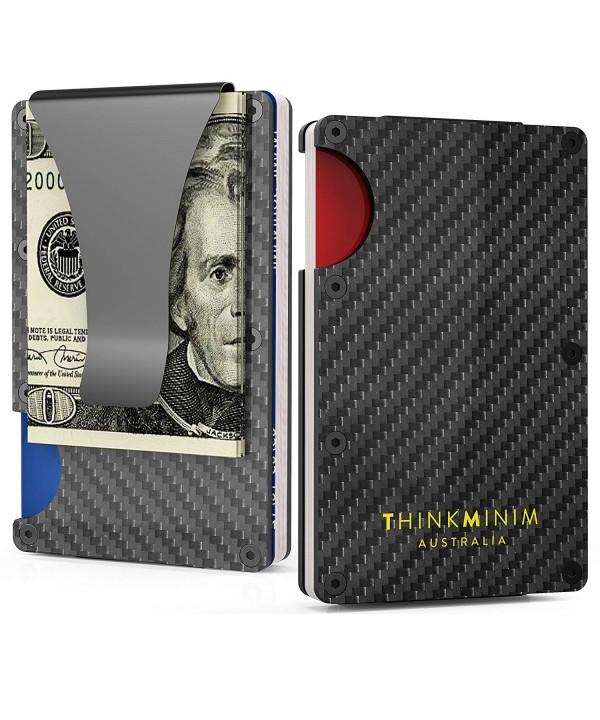 Minimalist Wallet Aluminum Premium Design