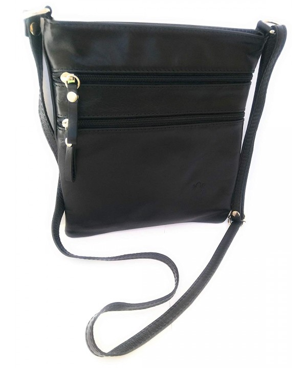 Womens Genuine Leather shoulder Cloverdale