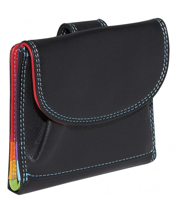 BelArno French Wallet Rainbow Combination