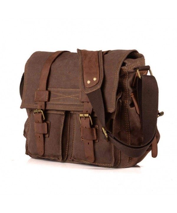 TFCFL Shoulder Vintage Military Messenger