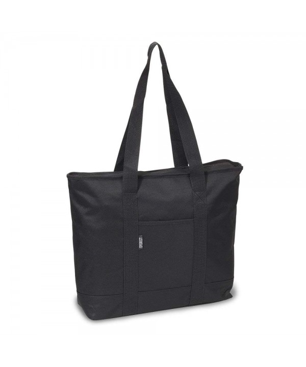 Everest Luggage Shopping Tote Black