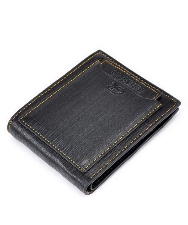 Leather Product Billfold Wallet Pocket
