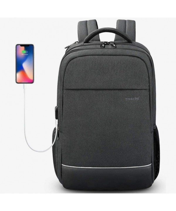 KUPRINE Business Backpack Charging Resistant