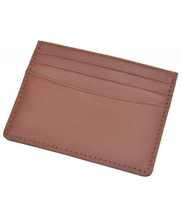 Royce Leather Mini Credit Holder