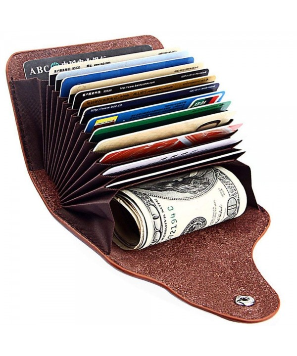Genuine Leather Minimalist Capacity Organizer